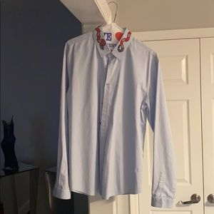 Gucci dress shirt